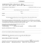 Beautiful Dental Records Release Form